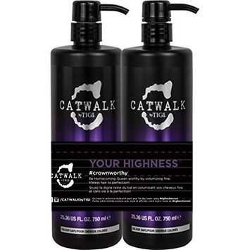 TIGI Your Highness 25.36-ounce Shampoo and Conditioner Duo