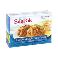 SeaPak Crab Cakes Maryland Style All Natural
