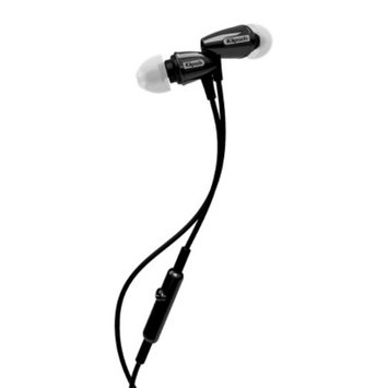 Klipsch S3m In-Ear Headphone with In-Line Mic - Black (1013815)
