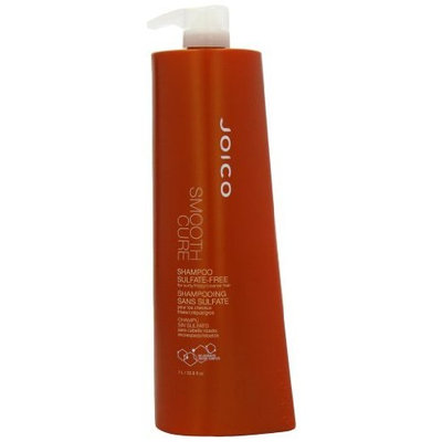 Joico Smooth Cure Sulfate Free Shampoo, 33.8 Fluid Ounce