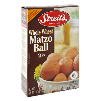 Streit's Whole Wheat Matzo Ball Mix