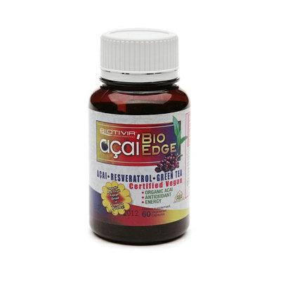 Biotivia Acai Bio Edge Dietary Supplement 500 mg Capsules