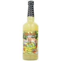Baja Bob's Sugar Free Margarita Mix, Triple Citrus, 32-Ounce Bottles (Pack of 6)