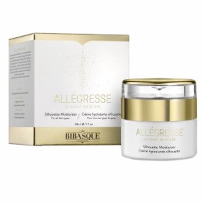 Bibasque Allegresse 24K Gold Silhouette Moisturizer, 1.7 oz