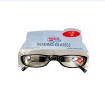 Preffered Plus Glasses-reading 1.25pwr ***Kpp Size: Rr976