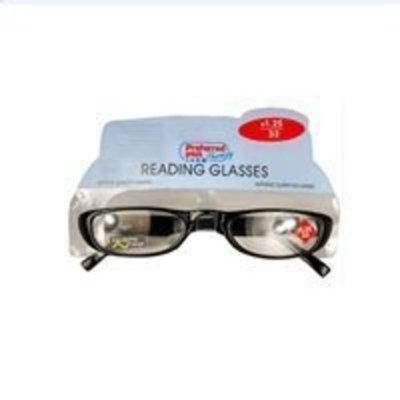 Preffered Plus Glasses-reading 1.25pwr ***Kpp Size: Rr976