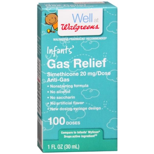 Walgreens Infant Gas Relief Drop, 1 oz