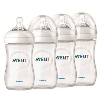 Avent Natural 9 oz Bottle, Polypropylene