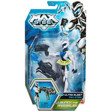Max Steel Turbo Blaster Max Steel Action Figure