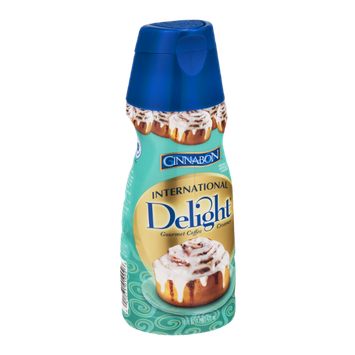 International Delight Gourmet Coffee Creamer Cinnabon