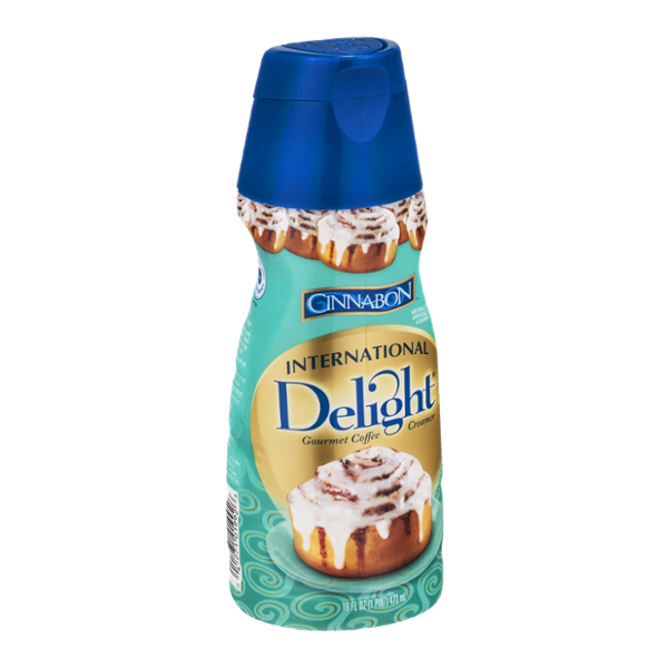 International Delight Gourmet Coffee Creamer Cinnabon
