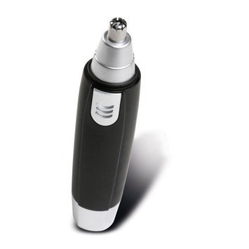 Meridian Point Water Resistant Ear Nose Hair Trimmer, Wet/Dry
