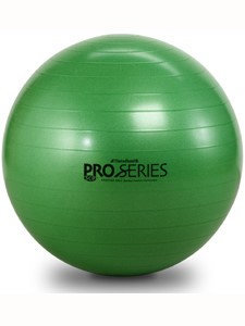 Theraband Pro Series Exercise Ball, Green, 65cm