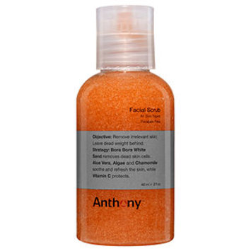 Anthony Logistics For Men Anthony Logistics for Men Facial Scrub, 2 oz