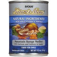 Triumph Evolve Nature's Menu Mountain Range Medley Dog Food - 12x13.2oz