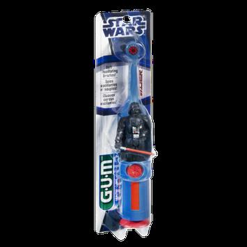 GUM Star Wars Vader Soft Toothbrush