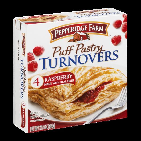 Pepperidge Farm® Puff Pastry Turnovers Raspberry