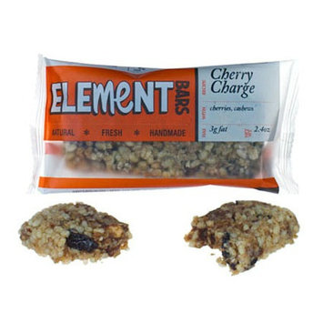Element Bars Cherry Charge Energy Bars 12 Pack Cherry