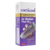 Corticool 1% Hydrocortisone Anti-Itch Gel, 1.5 oz