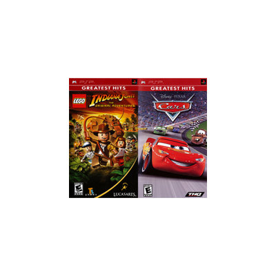 Cars and LEGO Indiana Jones 2Pack