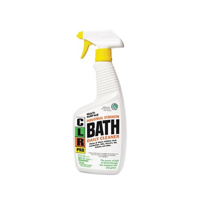 Jelmar Bathroom and Tile Cleaners Bath Daily Cleaner, Light Lavender