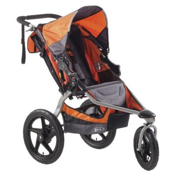 BOB Revolution SE Single Stroller - Orange