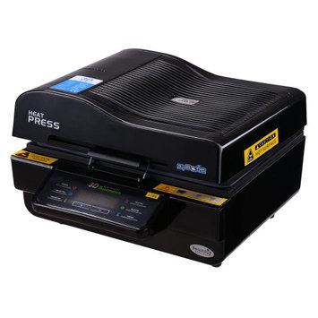 Yescomusa Oem 3D Multifunction Heat Press Machine Vacuum Transfer Sublimation Printing Machine for Phone Case Mug