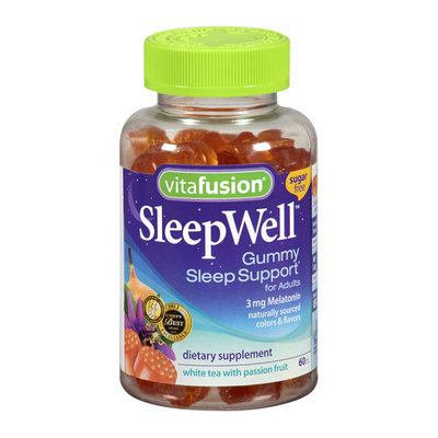 Vitafusion SleepWell Gummy Sleep Support for Adults