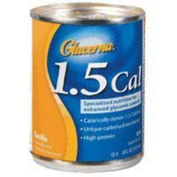 Glucerna Shakes Glucerna 1.5 Cal Snack Shake Can,Vanilla Flavor, Model: 53534 - 8 Oz/Can, 24/Case