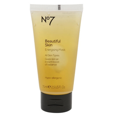 Boots No7 Beautiful Skin Energising Mask