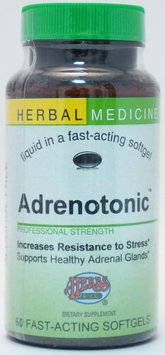 Herbs ETC - Adrenotonic 60 Softgels [Health and Beauty]
