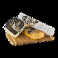 Boar's Head Old World Salame, Cheddar and Swiss Sampler