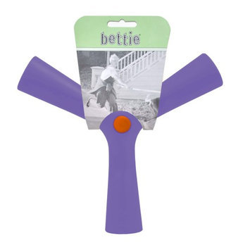 Otis & Claude Bettie Fetch Toy Leapin Lavender (PURPLE) - SMALL