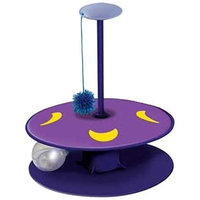 Petstages Whisper Track with Twinkle Ball for Cats