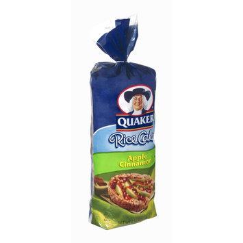Quaker Apple Cinnamon Rice Cakes