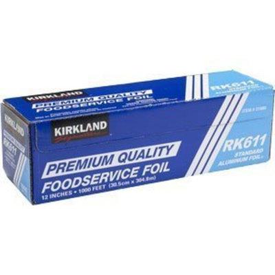 Kirkland Signature Premium Quality Aluminum Foil RK611 - 12