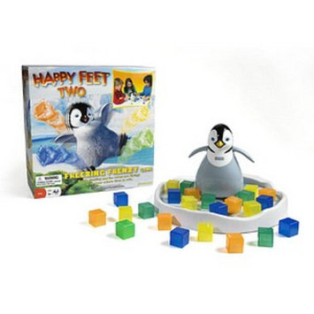 Pressman Toy Happy Feet Two Freezing Frenzy Game Ages 5+, 1 ea