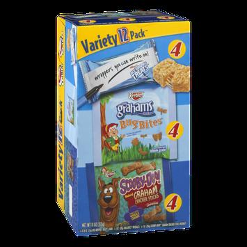 Kellogg's® Rice Krispies Treats, Grahams Bug Bites, Scooby-Doo Cinnamon Graham Cracker
