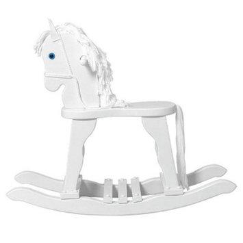 Kidkraft KidKraft Derby Rocking Horse - White