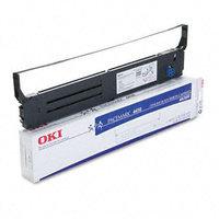 Oki Black Print Ribbon for Pacemark 4410 Printer