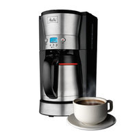 Hamilton Beach Melitta 10 Cup Thermal Auto Drip Coffee Maker
