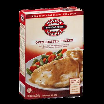 Boston Market Oven Roasted Chicken