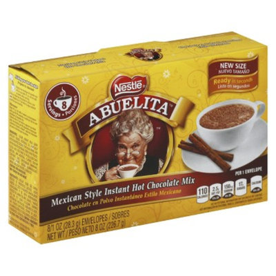 Nestlé U.S.A. Abuelita Hot Chocolate Mix 8ct