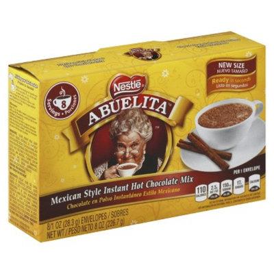Nestlé U.S.A. Abuelita Hot Chocolate Mix 8ct