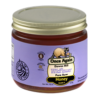 Once Again Honey Dawes Hill Wildflower Pure Honey