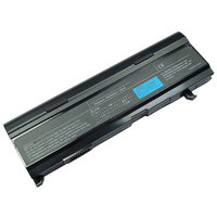 Laptop Battery Pros Replacement Battery for Toshiba A80, A100, M40, M50 PA3399U, Black