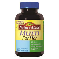 Nature Made NatureMade Multi for Her Softgels - 90 Count
