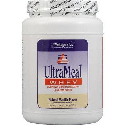 Metagenics - UltraMeal WHEY Vanilla (22 oz)