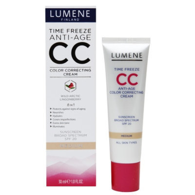 Lumene Time Freeze Anti-Age Color Correcting CC Cream