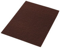 TOUGH GUY 21D034 Stripping Pad,14 In x 32 In, Maroon, PK10
